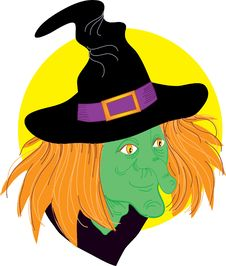 Free Witch Stock Image - 2172251