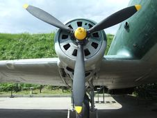Free Propeller Royalty Free Stock Photography - 2172347
