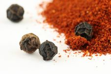 Free Spices Royalty Free Stock Photo - 2173975
