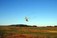 Free Kite Flying Season Stock Image - 2174251