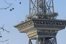 Free Tourist Tower Berlin Royalty Free Stock Image - 2178986