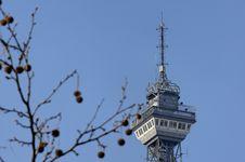 Free Tourist Tower Berlin Stock Image - 2178991