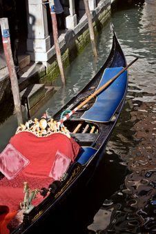 Free Gondola 2 Stock Image - 2179111