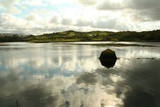 Free Clifden Harbor Royalty Free Stock Images - 21706189