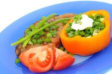 Free Steak Stock Photography - 21706232