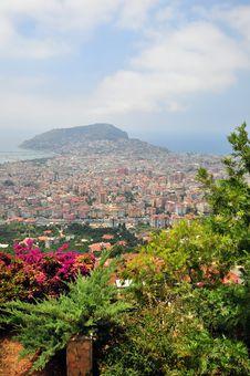Alanya Landscape 4 Royalty Free Stock Photo