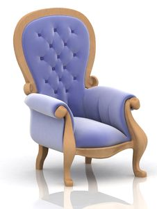 Free Armchair Stock Image - 21708211