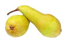 Free Ripe Pears Stock Photography - 21708922