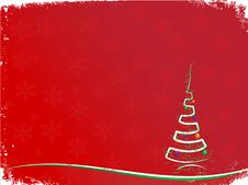 Free Christmas Tree Stock Images - 21709794