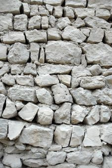 Free Stone Wall Royalty Free Stock Photo - 21714485