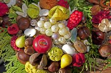 Free Vegetables And Fruit Stock Photography - 21715522