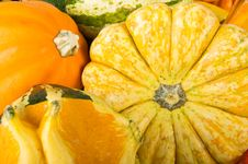 Free Autumn Squash Royalty Free Stock Images - 21719519