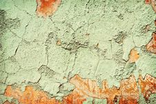 Free Corroded Wall Royalty Free Stock Images - 21721709