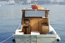 Free Back Of The Boat Stock Photos - 21722363