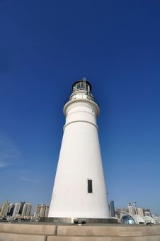 Free Lighthouse Royalty Free Stock Photography - 21723777