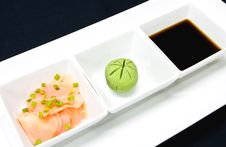 Free Seasoning For Sushi Royalty Free Stock Images - 21723949