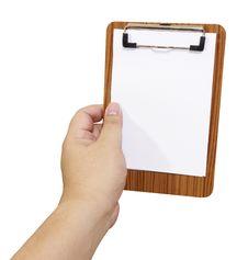 Free Blank Notepad Isolated Stock Photos - 21724943