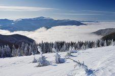 Free Winter Landscape Royalty Free Stock Image - 21725926