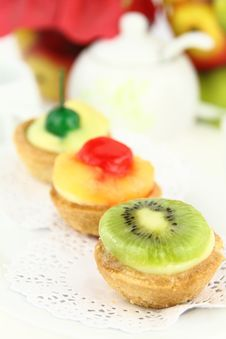 Tarts Stock Images