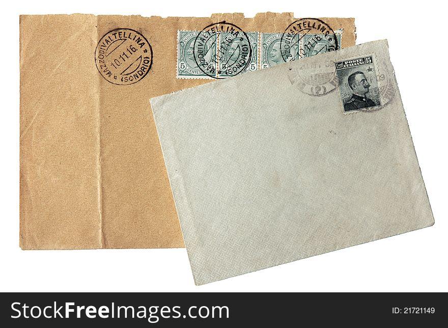 Old Envelopes