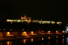 Free Prague Castle Stock Photo - 21731510