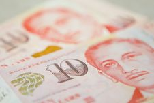 Foreign Currency Royalty Free Stock Photos