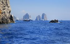 Free Capri Island Royalty Free Stock Photography - 21732377