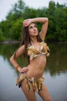 Free Amazon Near River Stock Photo - 21734870