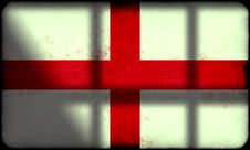 Free Grunge England Flag Stock Image - 21737711