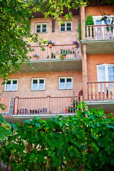 Free Residential House In Warsaw Royalty Free Stock Images - 21738619