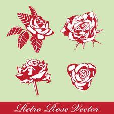 Free Rose Royalty Free Stock Image - 21738636