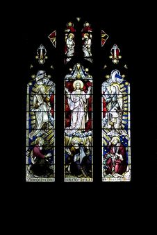 Free Stained Glass Window Stock Photos - 21739443