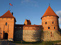 Free Trakai-Lithuania Royalty Free Stock Photos - 21744358