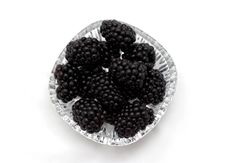 Free Blackberries Royalty Free Stock Photo - 21748145