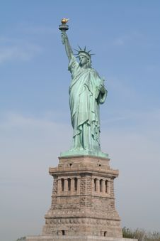 Free Statue Of Liberty Stock Images - 21748864