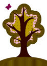 Free Tree In Blossom Stock Photos - 21754743
