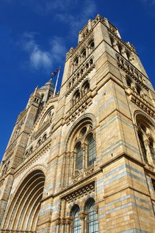 Free The Natural History Museum Stock Images - 21750204