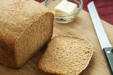 Free Fresh Bread Stock Photo - 21750530