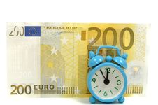 Free Euro And Alarm Stock Images - 21752374