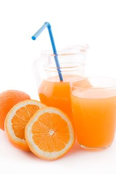 Free Orange Juice Stock Photo - 21757750