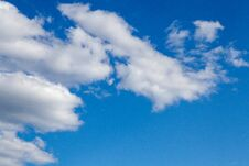 Free Blue Sky And White Clouds Royalty Free Stock Image - 217568446