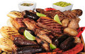 Free Barbecue Meat. Stock Image - 21764481