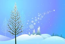 Free Christmas And New Year Background Royalty Free Stock Images - 21762299