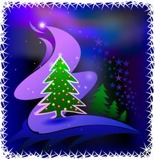 Free Christmas And New Year Background Stock Images - 21762864