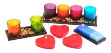Free Candles. Stock Photo - 21763460