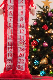 Free Christmas Decoration Stock Image - 21764781