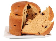 Free Panettone. Stock Images - 21764864