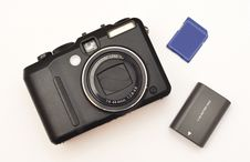 Compact Digital Camera Stock Photos