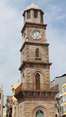 Free The Clock Tower, Canakkale, Turkey. Stock Photo - 21766990