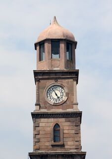 Free The Clock Tower, Canakkale, Turkey. Stock Image - 21767041